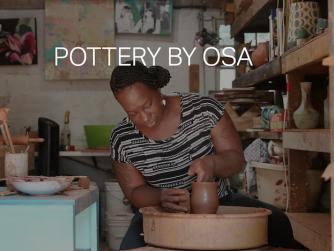 Driven Pottery