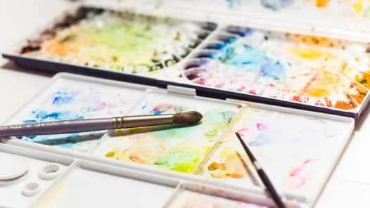 Watercolor Business