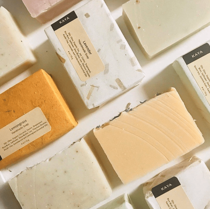 Kaya Soaps-successful home based business