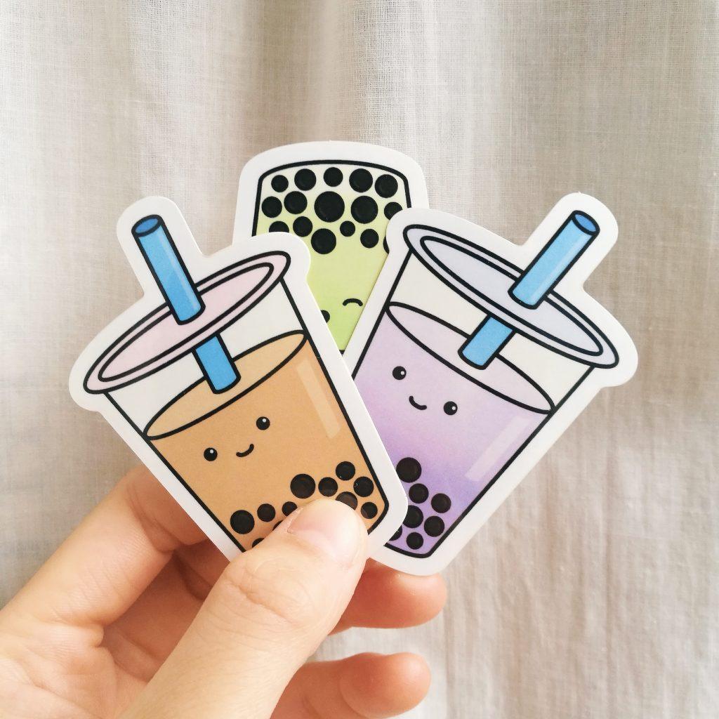 kawaii sticker shop